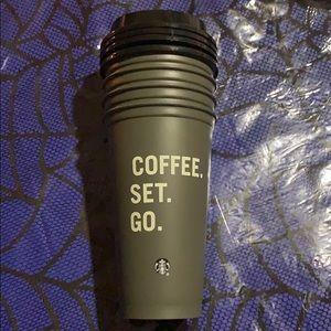 1 reusable cup